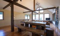 Moiwa Chalet Dining Area | Moiwa