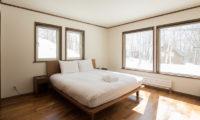 Moiwa Chalet Spacious Bedroom | Moiwa