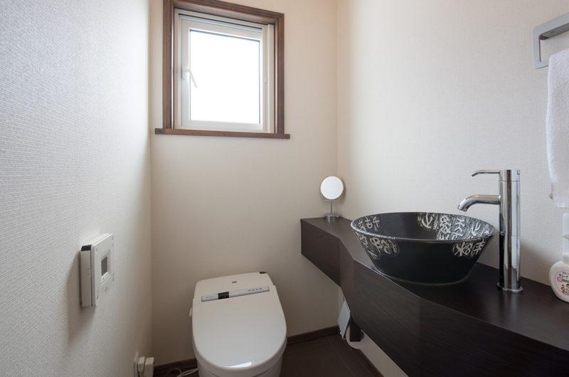 Moiwa Chalet Bathroom | Moiwa