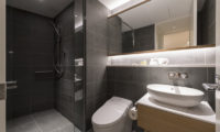Skye Niseko Two Bedroom Suite Bathroom with Shower | Upper Hirafu Village