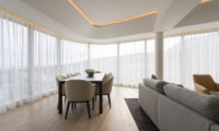 Skye Niseko Four Bedroom Suite Dining Area | Upper Hirafu Village