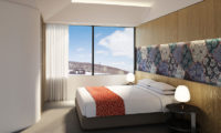 Skye Niseko Penthouse Bedroom | Upper Hirafu Village