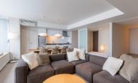The Maples Niseko 11 Three Bedroom Mountain View Inc Tatami Living Area | Upper Hirafu