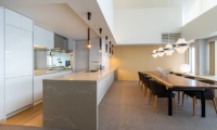 The Maples Niseko 13 Three Bedroom Panorama Kitchen and Dining Area | Upper Hirafu