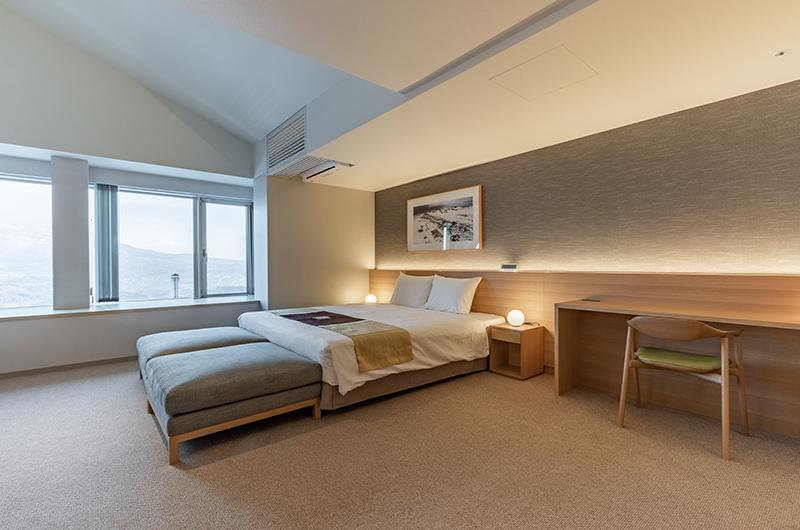 The Maples Niseko 16 Three Bedroom Panorama Bedroom | Upper Hirafu