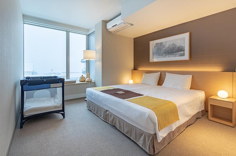 The Maples Niseko 21 Three Bedroom Yotei Resort Bedroom | Upper Hirafu