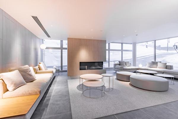 The Maples Niseko Spacious Living Area | Upper Hirafu