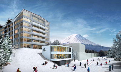 The Maples Niseko Outdoor Skiing | Upper Hirafu