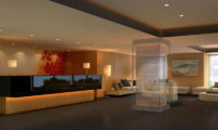 The Maples Niseko Living Area with Carpet   Upper Hirafu