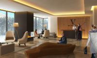 The Vale Rusutsu Reception Area | Rusutsu