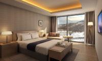 The Vale Rusutsu Bedroom with Mountain View | Rusutsu