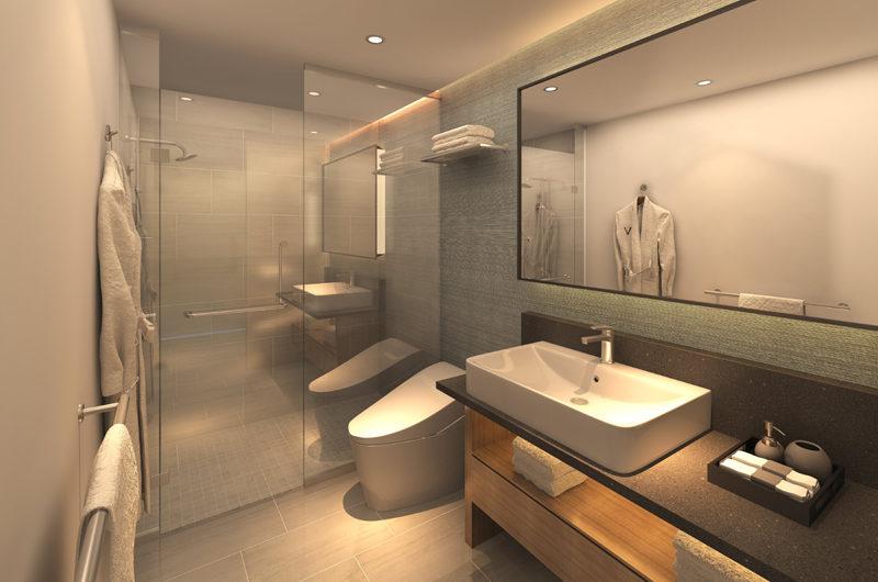 The Vale Rusutsu Bathroom with Shower | Rusutsu
