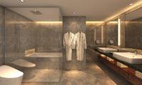 The Vale Rusutsu His and Hers Bathroom | Rusutsu