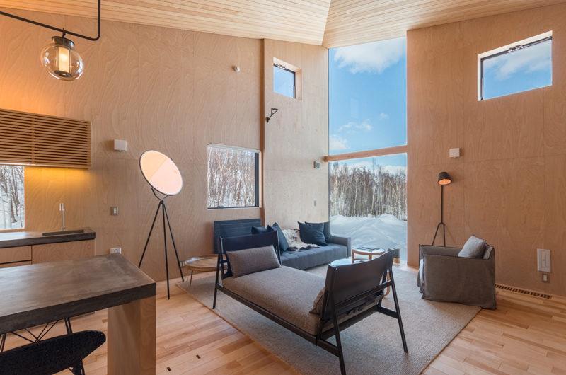Foxwood Living Area | Higashiyama