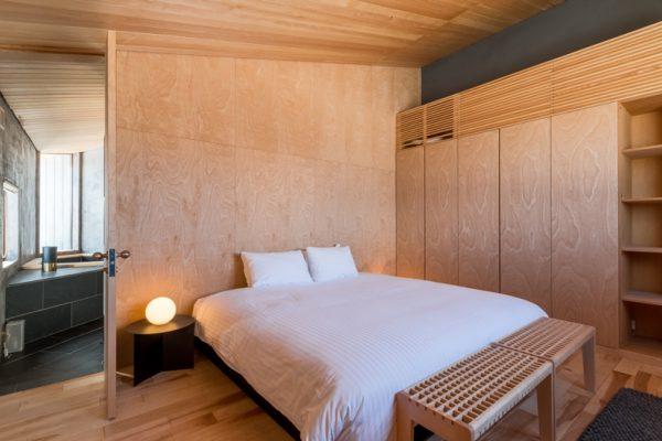 Foxwood Bedroom and Bathroom | Higashiyama