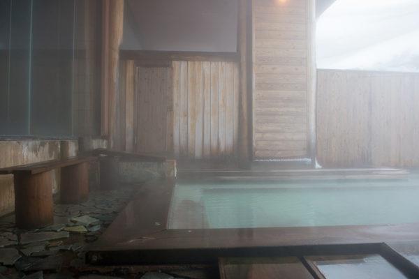 Niseko Goshiki Onsen Main Outdoor Bath