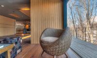 Hideaway on Escarpment Relaxing Chair | Lower Hirafu