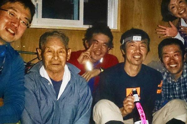 Hideaki Kondo 20th Anniversary as Mt Yotei Ranger