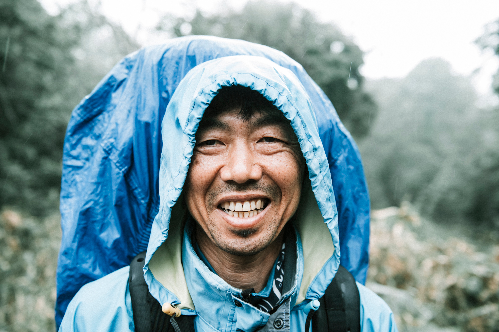 Niseko Mt Yotei Ranger Hideaki Kondo