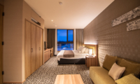 Panorama Niseko Bedroom with Wardrobe | East Hirafu
