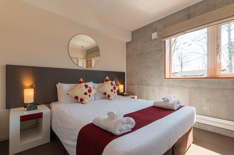 Yuki Ten Bedroom Two | Lower Hirafu