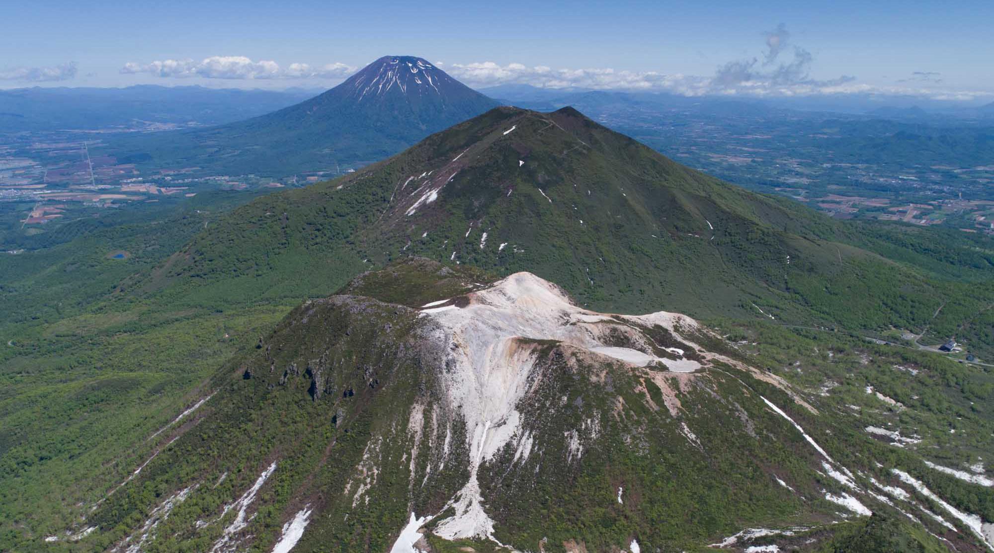 Boot Solutions Summer Hiking Niseko Mountains