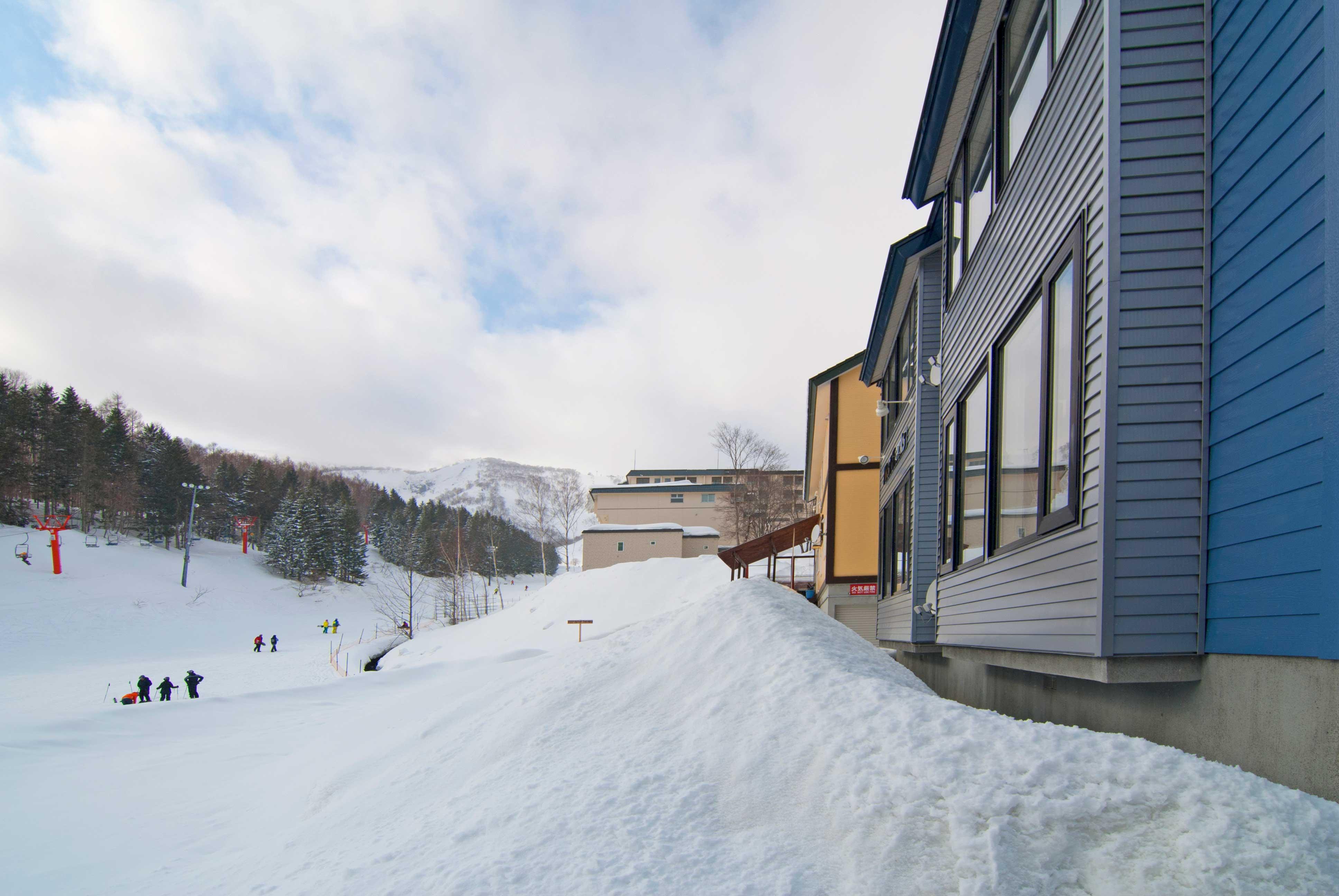 First Tracks Slopeside View | Upper Hirafu