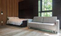 Villa El Cielo Bedroom with Sofa | Upper Wadano