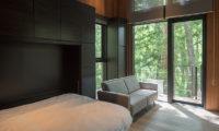 Villa El Cielo Bedroom with Sofa and Balcony | Upper Wadano