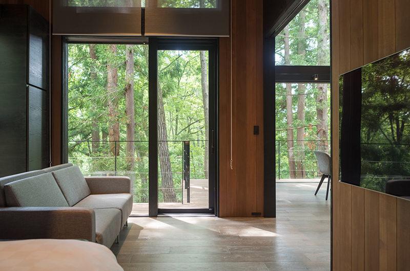 Villa El Cielo Seating Area | Upper Wadano