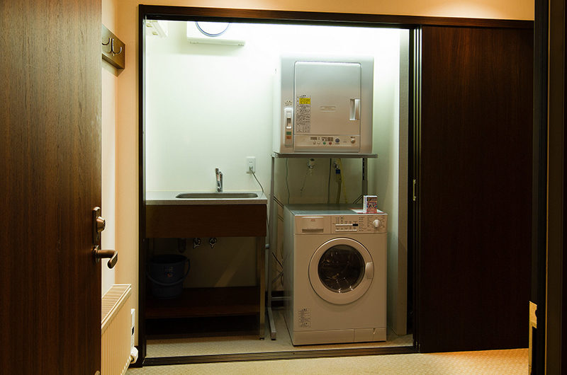 Ezorisu Laundry Room | East Hirafu