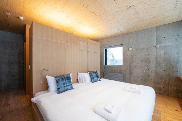 Puffin Bedroom with King Size Bed | Lower Hirafu