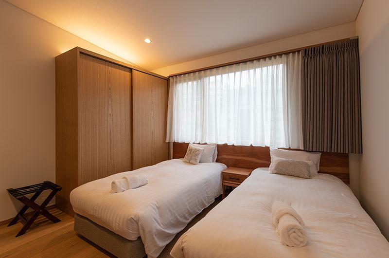 Soseki Twin Bedroom | Lower Hirafu