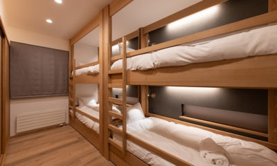 Soseki Bunk Beds | Lower Hirafu