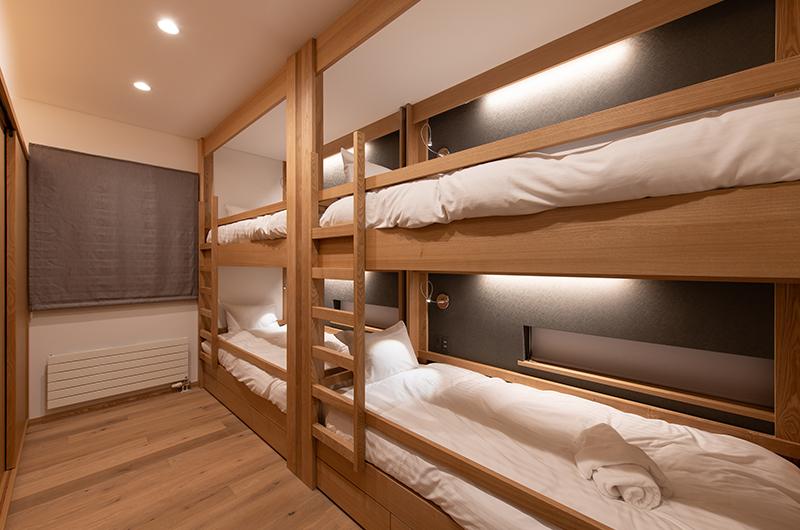 Soseki Bunk Beds | Lower Hirafu