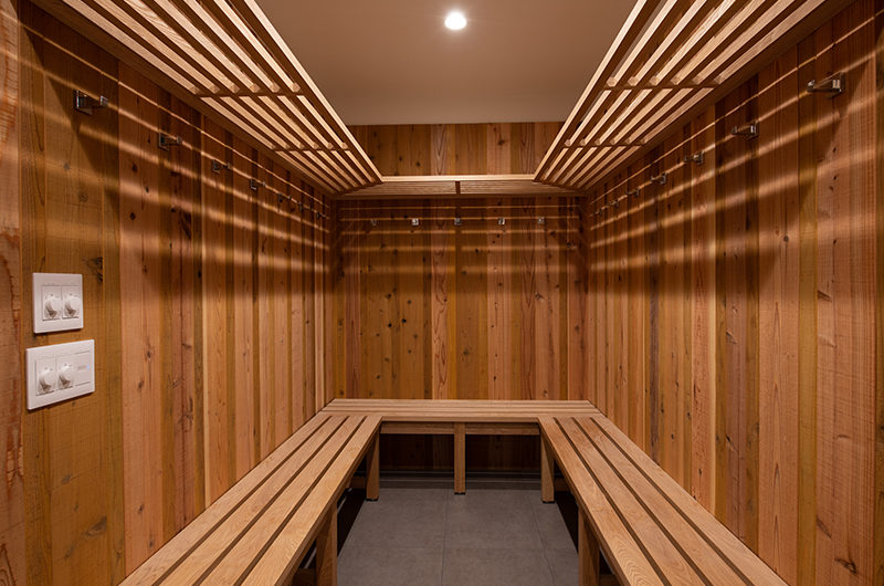 Soseki Sauna | Lower Hirafu