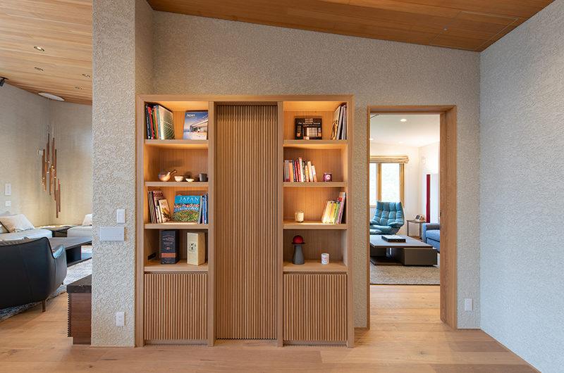 Soseki Book Shelves | Lower Hirafu