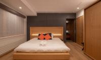 Soseki Bedroom with Wooden Floor | Lower Hirafu