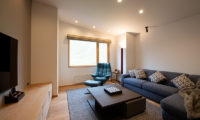 Soseki TV Room | Lower Hirafu