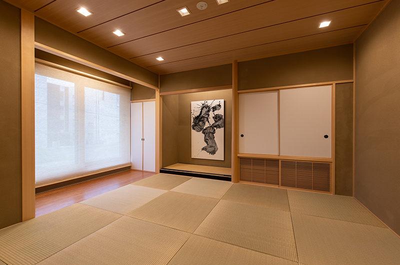Soseki Japanese Style Room | Lower Hirafu