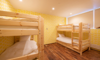 Kitsune House Bedroom with Bunk Beds | Lower Hirafu