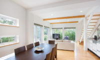 Ajisai Living and Dining Area with TV   Middle Hirafu