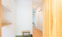 Ajisai Way to Living Area   Middle Hirafu
