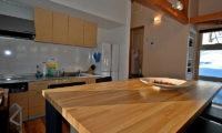Casi 67 East Kitchen with Utensils | Lower Hirafu