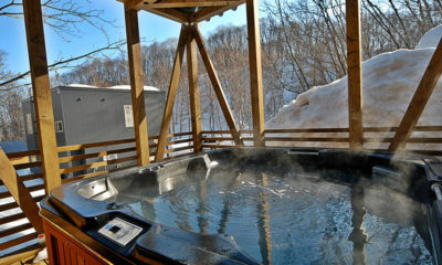 Casi 67 West Outdoor Jacuzzi | Lower Hirafu