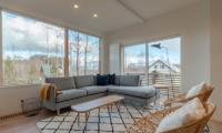 Komorebi Chalet Lounge Area | East Hirafu