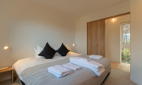 Komorebi Chalet Bedroom with Outdoor View | East Hirafu