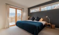 Komorebi Chalet Bedroom and Balcony | East Hirafu