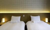 Mizunara Twin Bedroom | Lower Hirafu