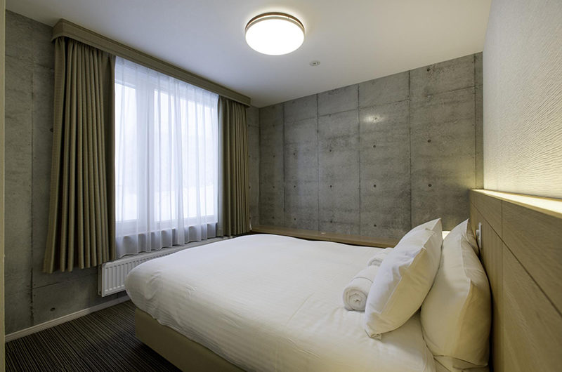 Mizunara Bedroom | Lower Hirafu